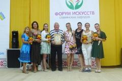 С любимым Юрием Ильичом разделяем радость от победы